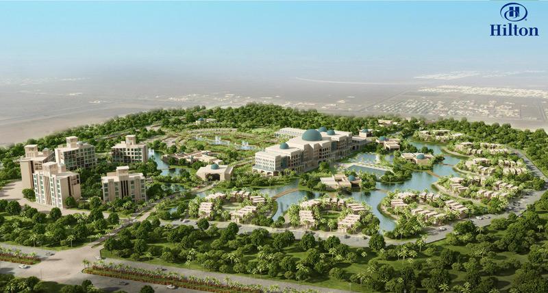 Abu Dhabi Hilton Hotel
